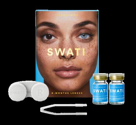 SWATI Aquamarine Product  Image