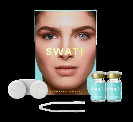 SWATI Turquoise Product  Image