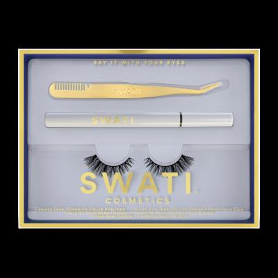 SWATI Glam eye makeup kit Product  Image
