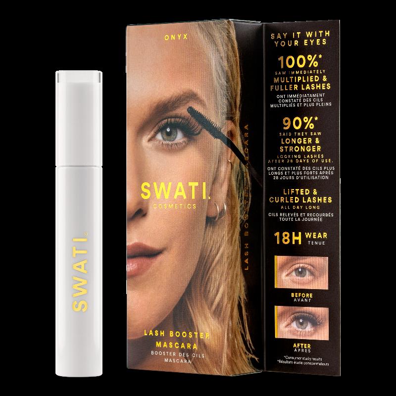 Mascara for volumizing lashes - ONYX